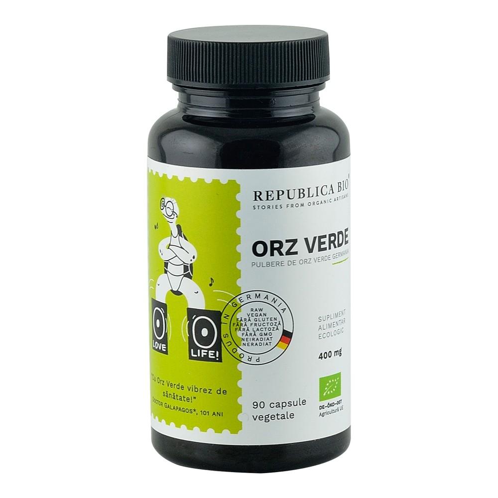 Orz Verde, 90 capsule