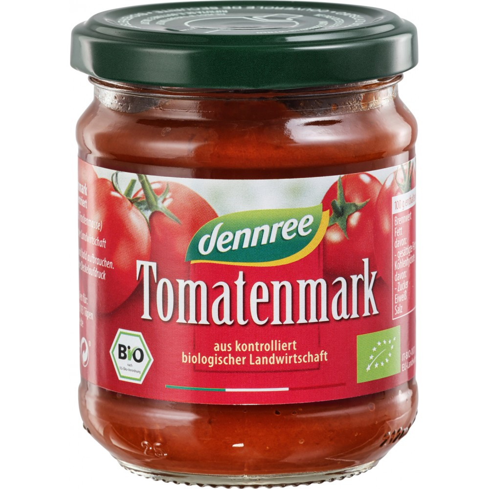 Pasta de tomate 22% substanta uscata bio