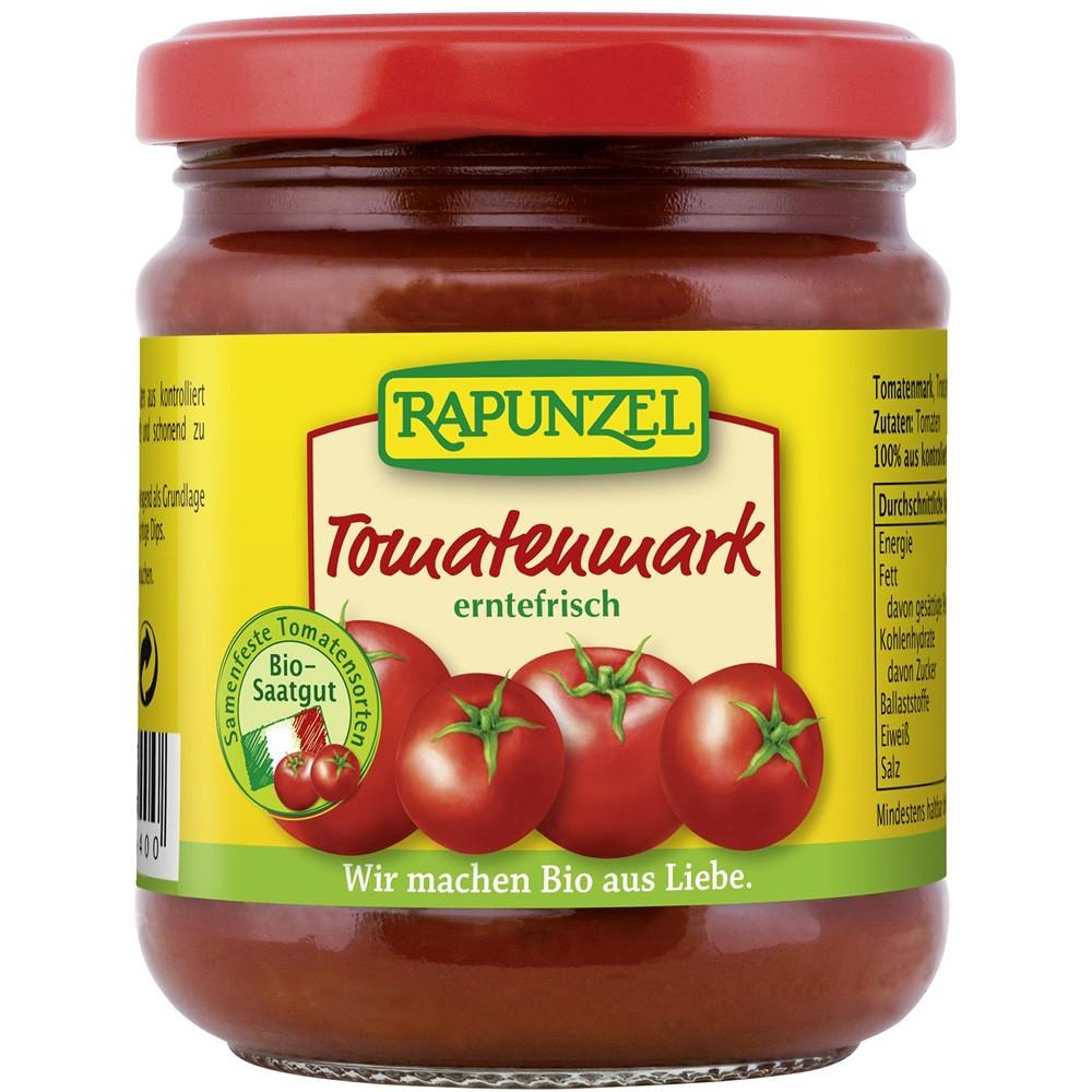 Pastă de tomate bio 22%  200g