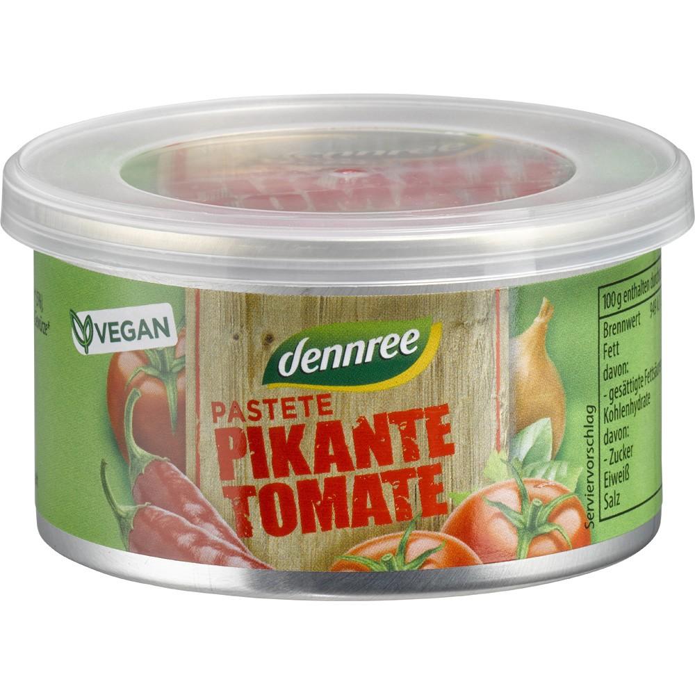 Pate picant cu tomate