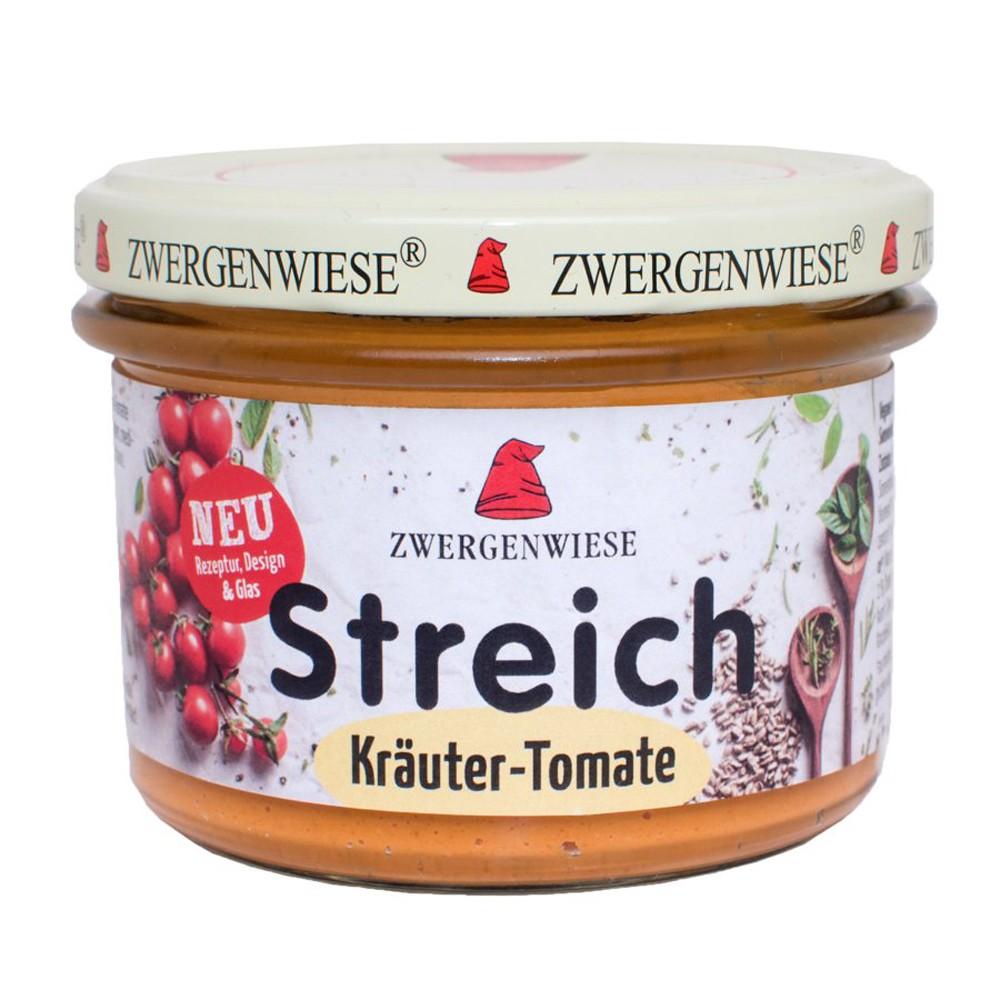 Pate vegetal cu ierburi aromate si tomate FARA GLUTEN