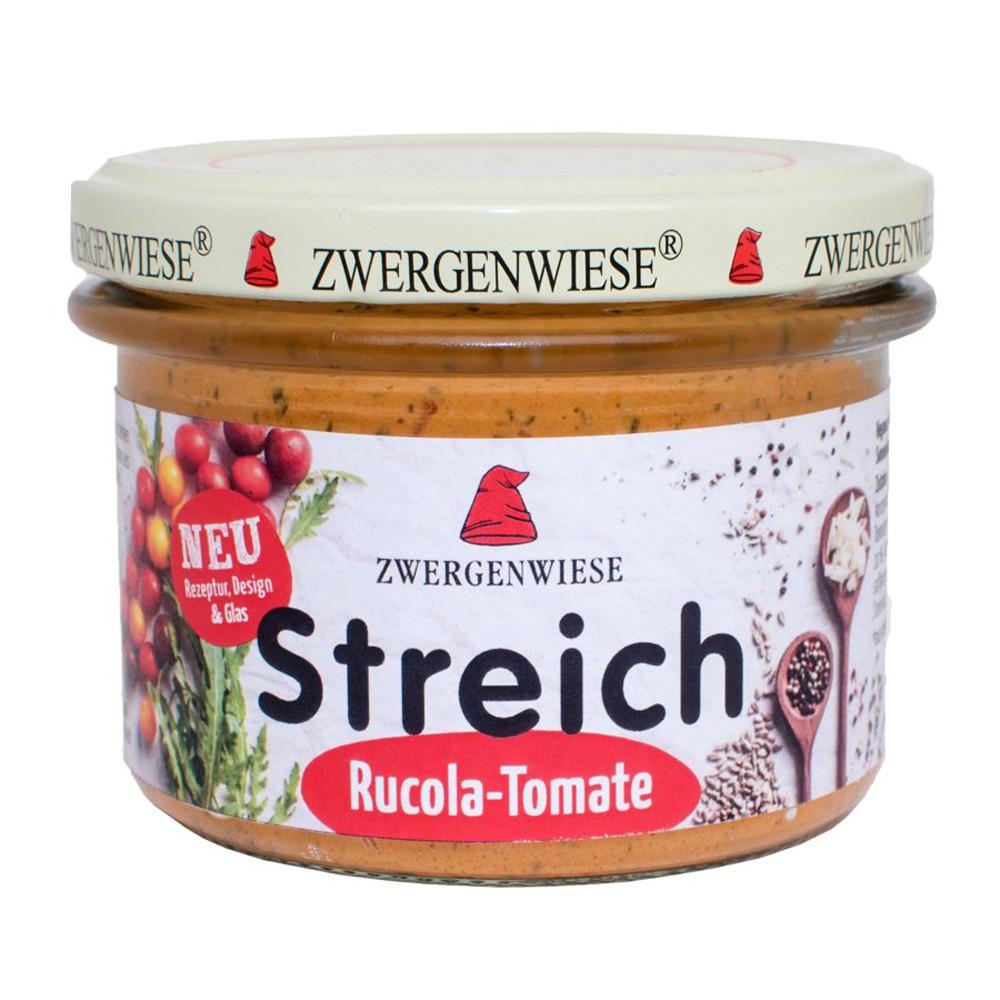 Pate vegetal cu rucola si tomate FARA GLUTEN