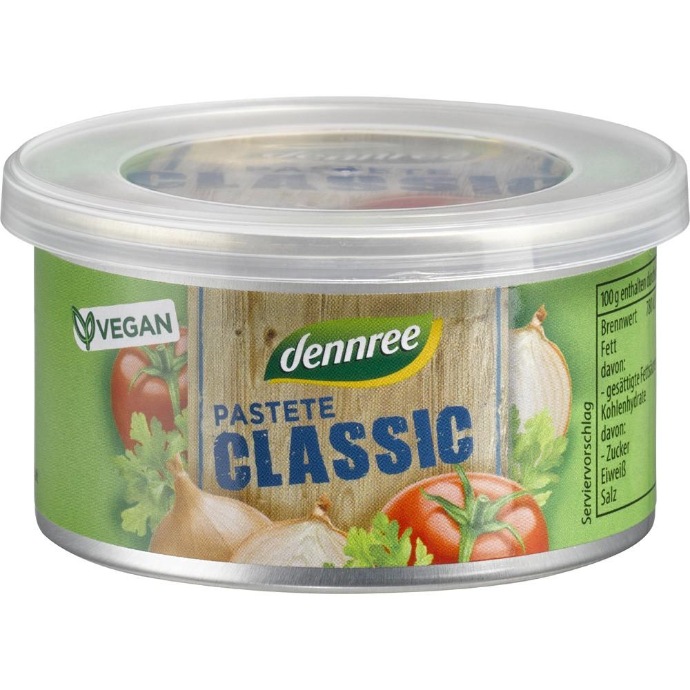 Pate vegetal clasic