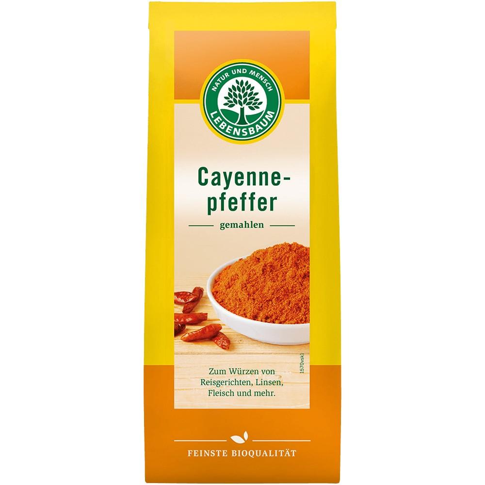 Piper  Cayenne macinat