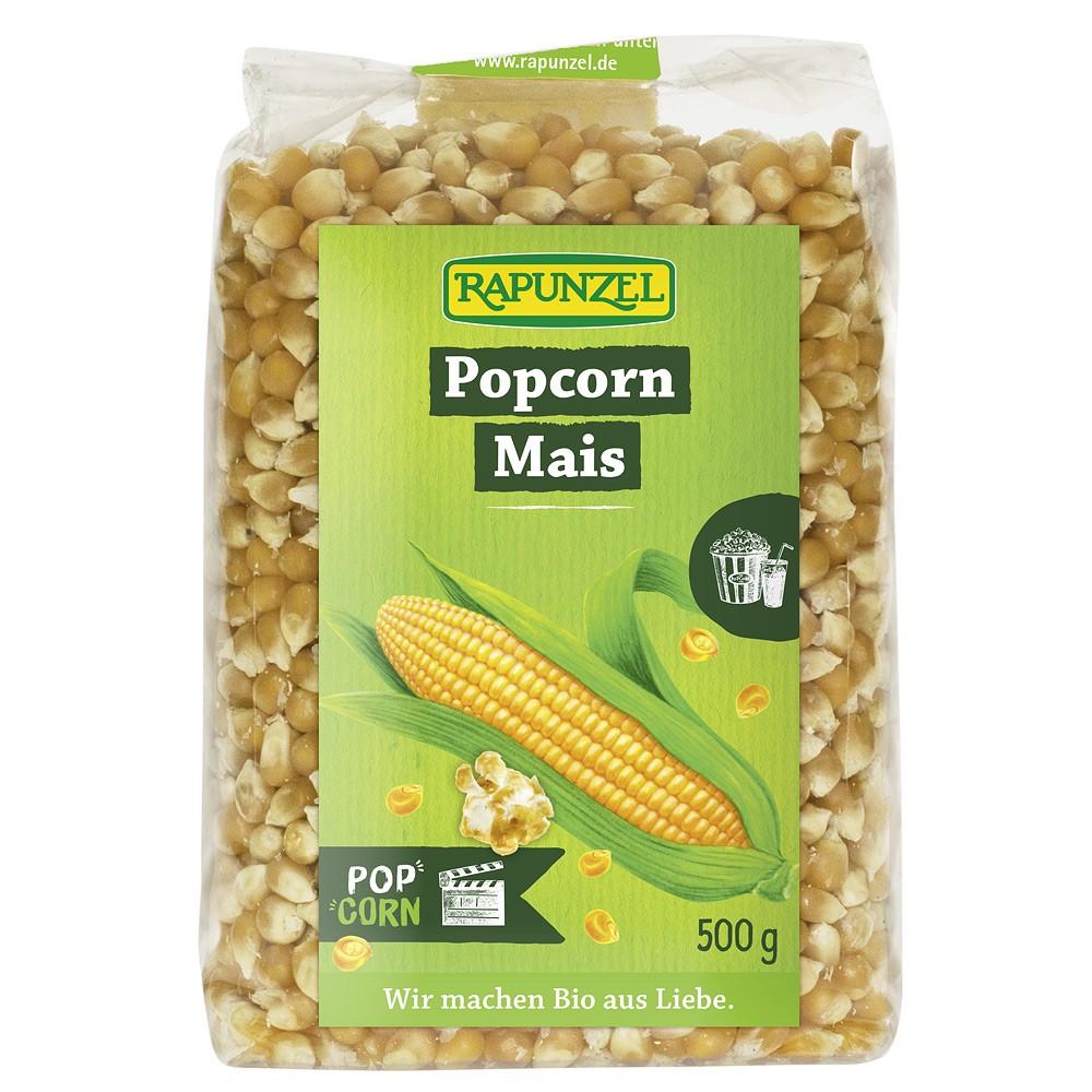 Porumb pentru popcorn
