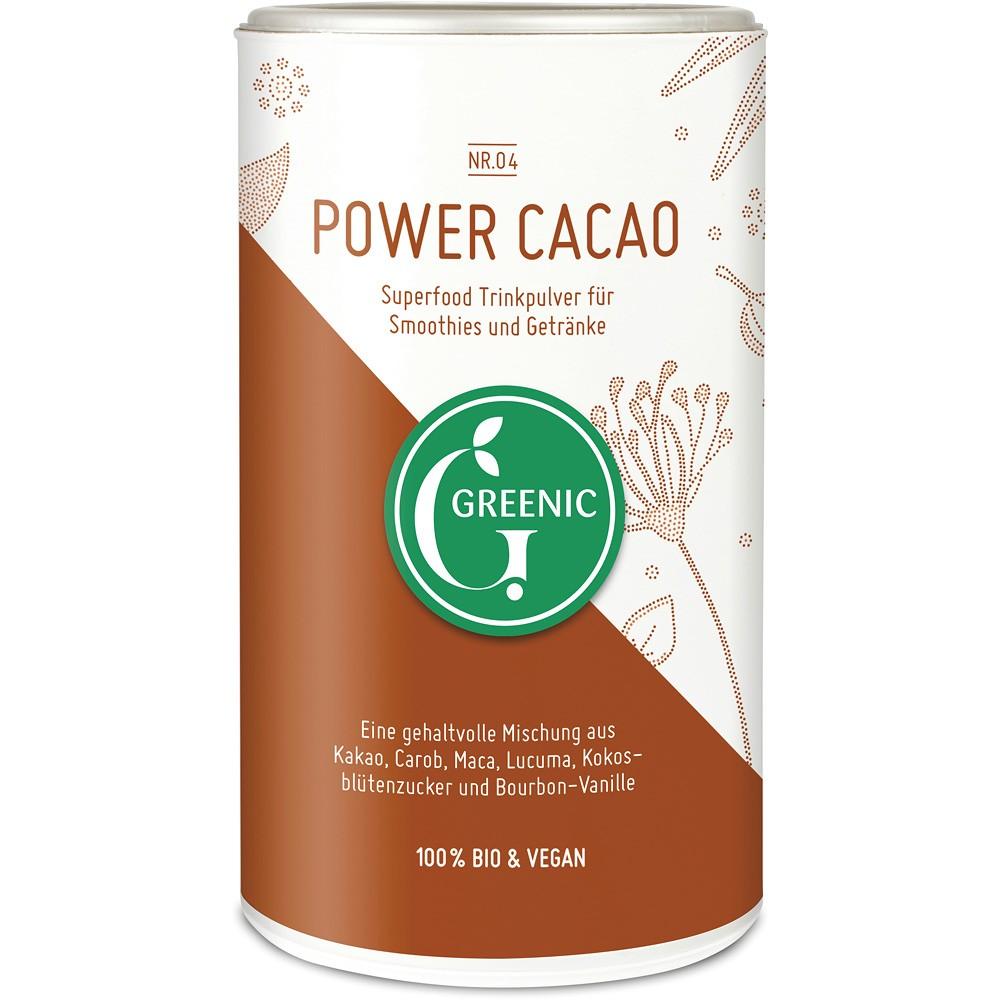 Pudra Cacao Power pentru baut