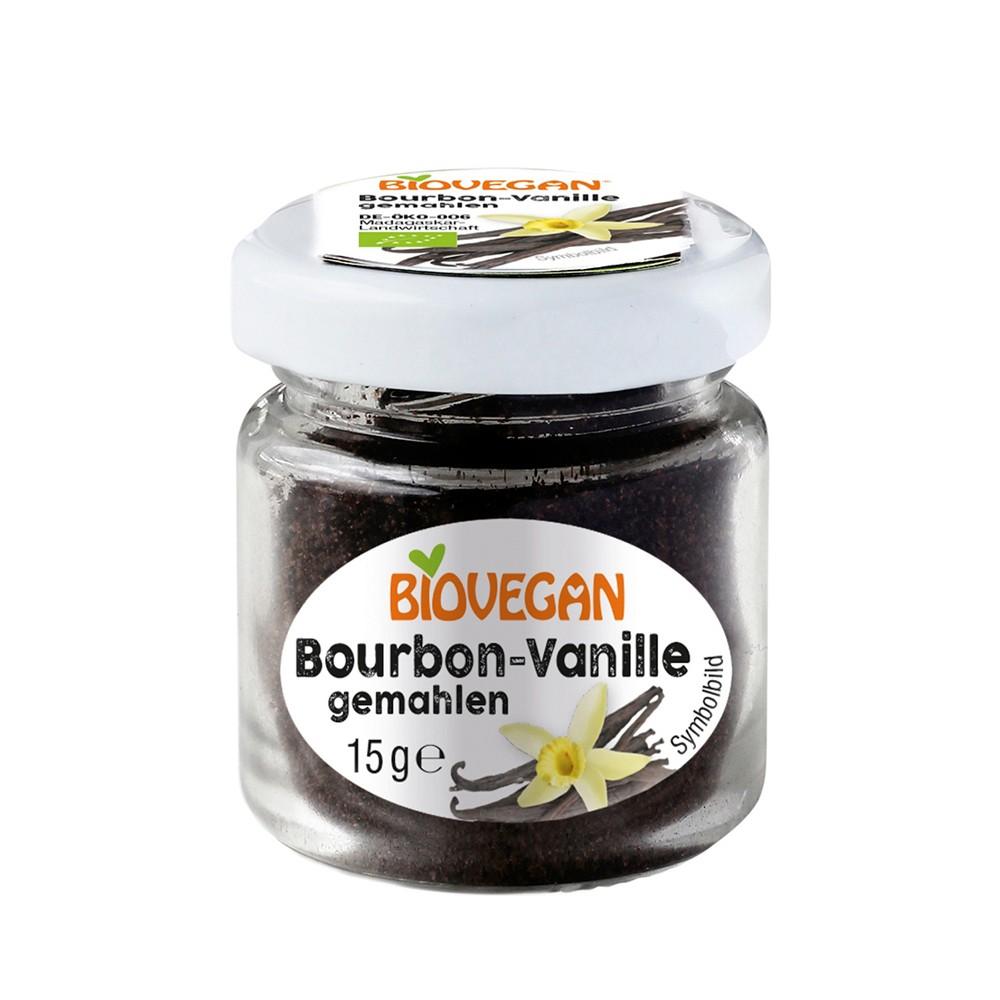 Pudra de Bourbon vanilie