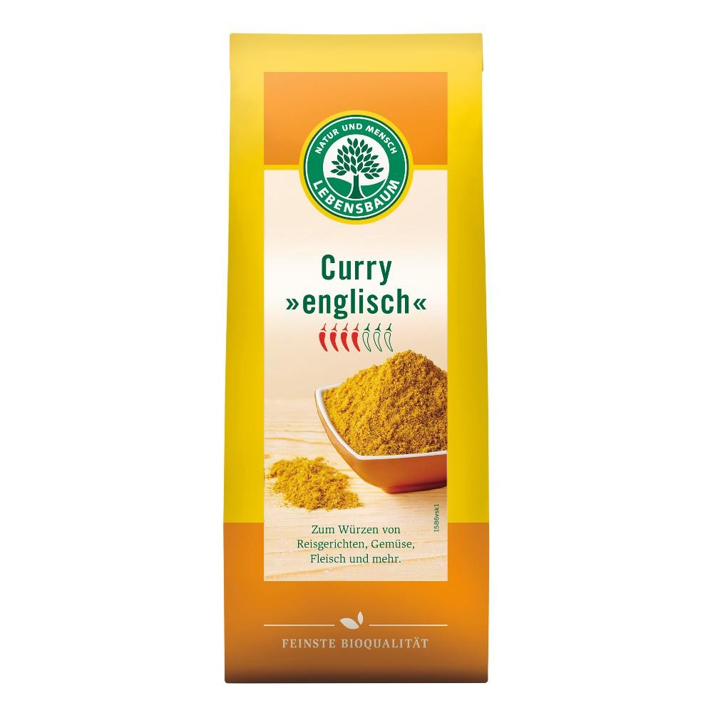 Pudra de curry Englezesc