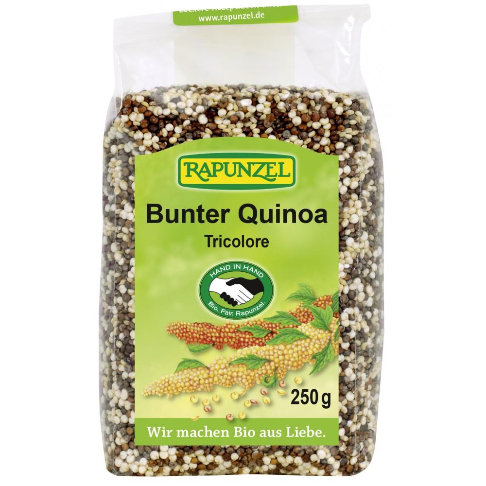 Quinoa colorata