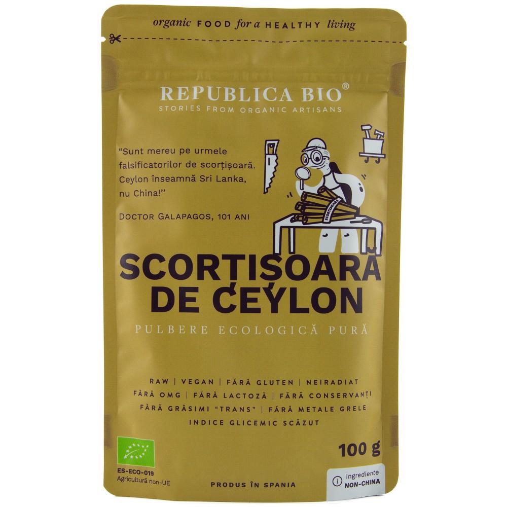 Scortisoara de Ceylon