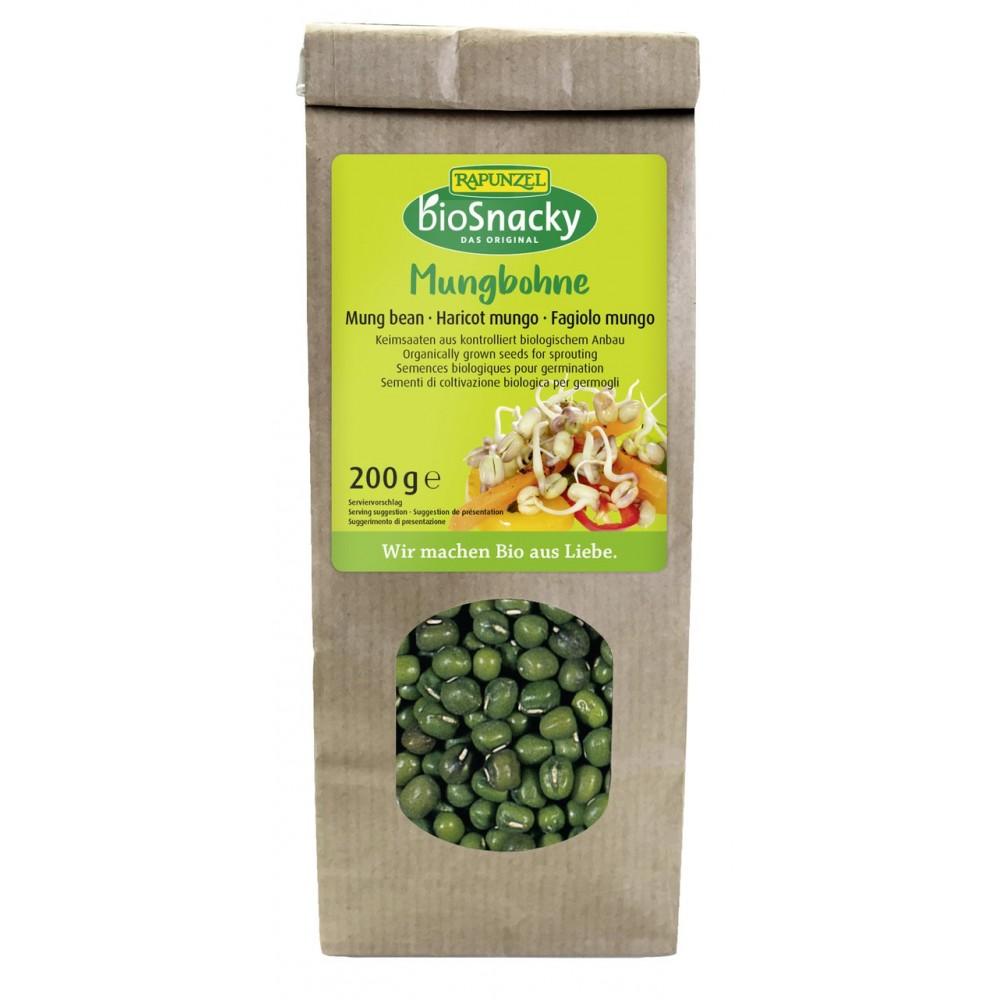 Seminte de fasole Mung pentru germinat