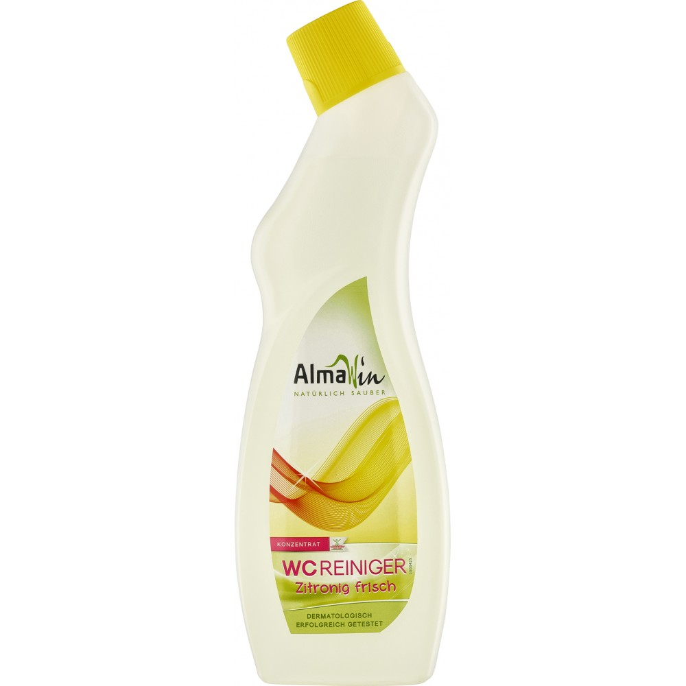 Solutie pentru curatat toaleta Lemon fresh