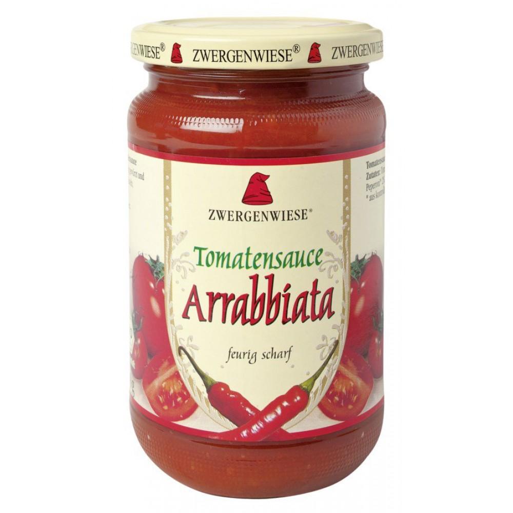 Sos de tomate Arrabbiata cu ardei iute FARA GLUTEN