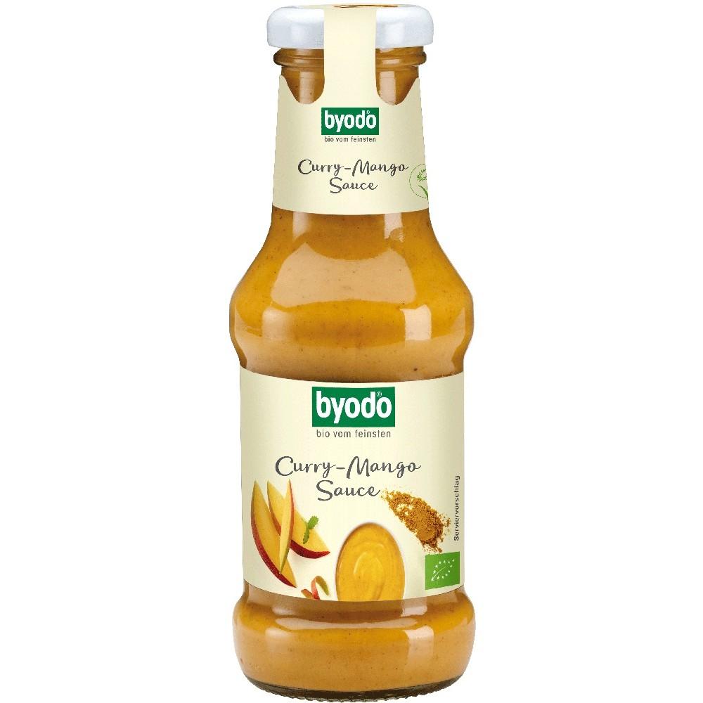 Sos curry cu mango FARA GLUTEN