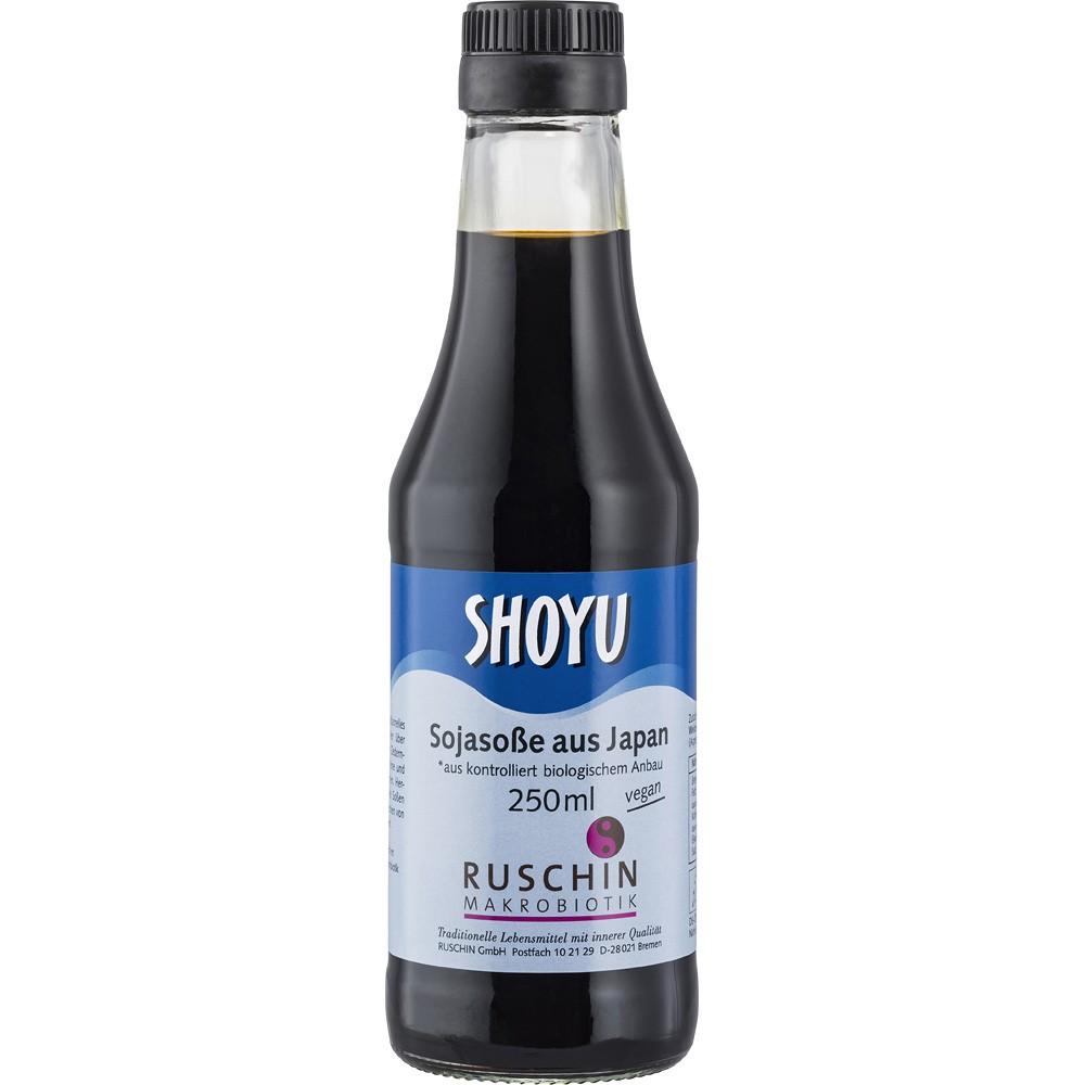Sos de soia fin bio Shoyu