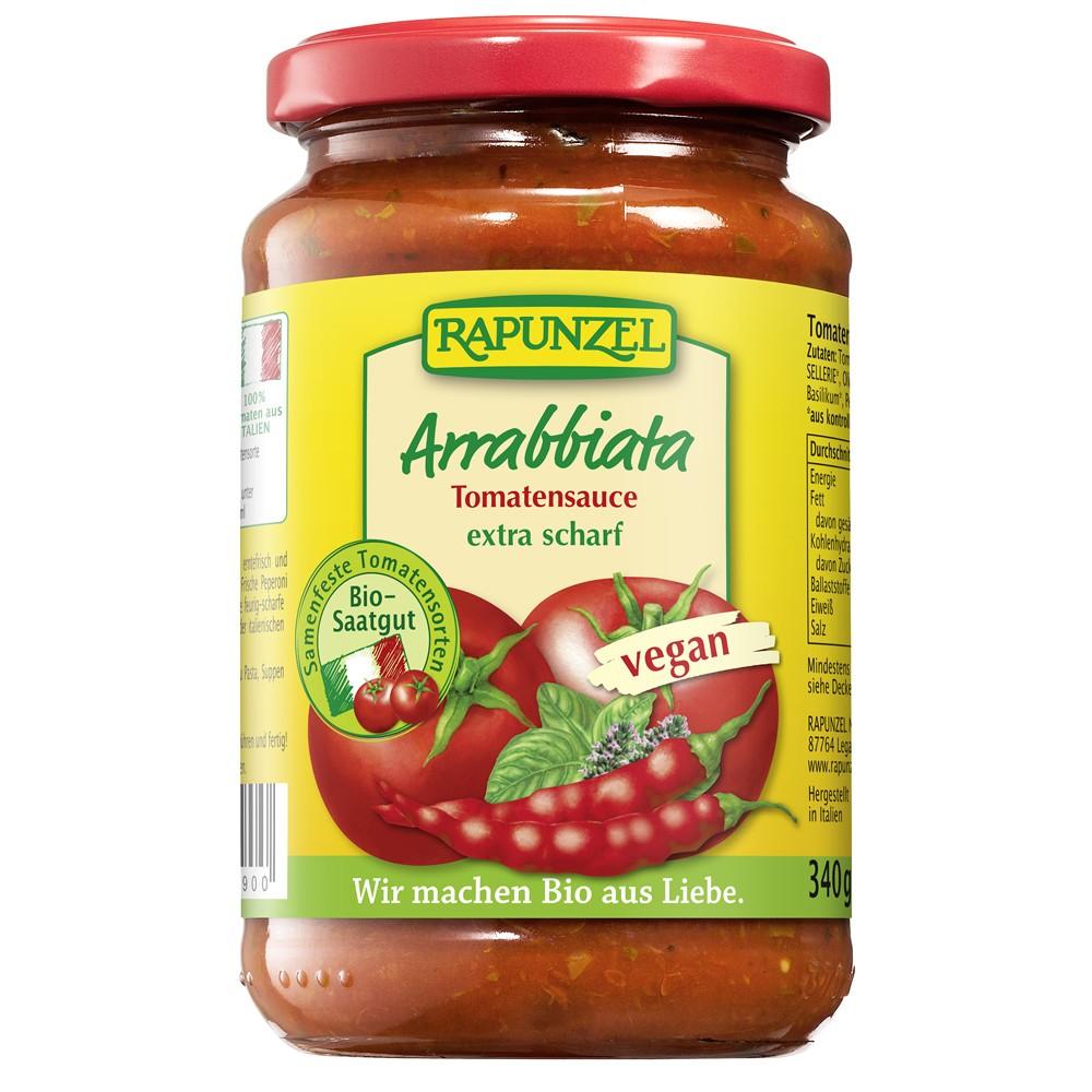 Sos de tomate Arrabbiata VEGAN
