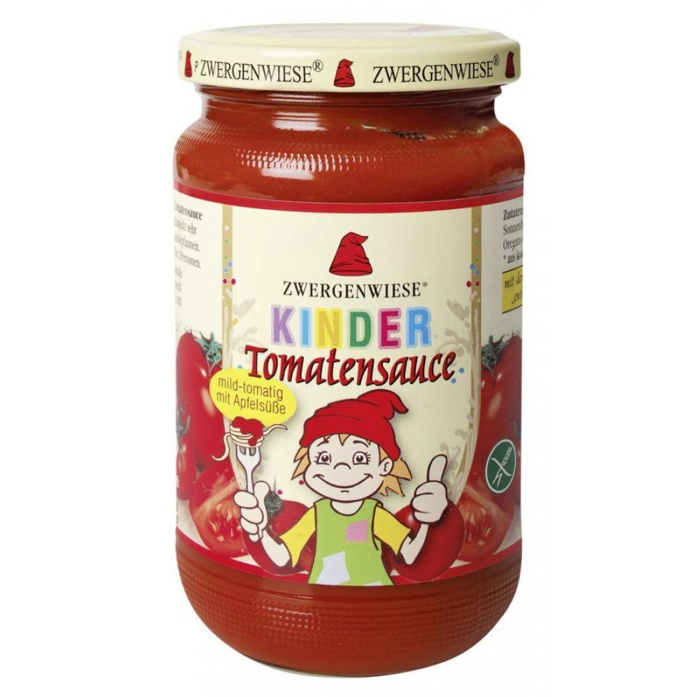 Sos de tomate pentru copii cu indulcitor din mar FARA GLUTEN