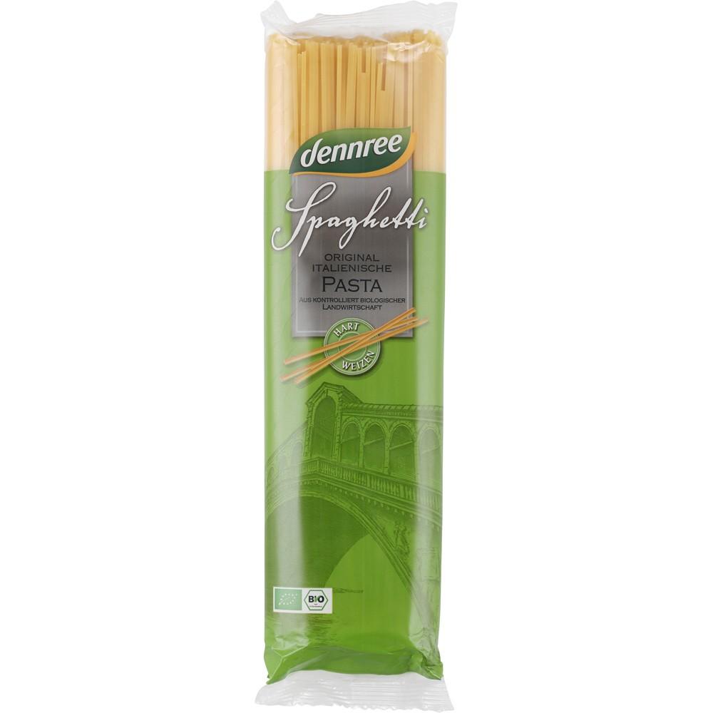 Spaghete din grau dur bio