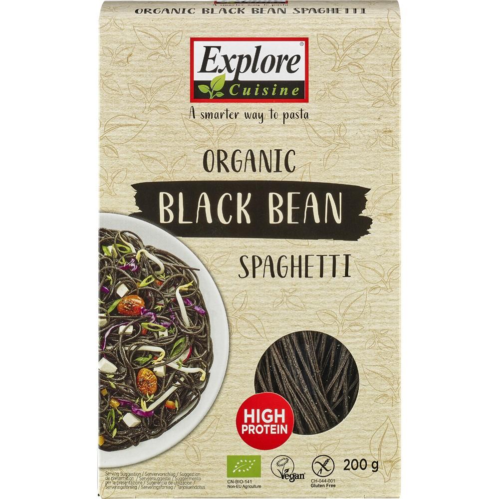 Spaghetti din soia neagra FARA GLUTEN