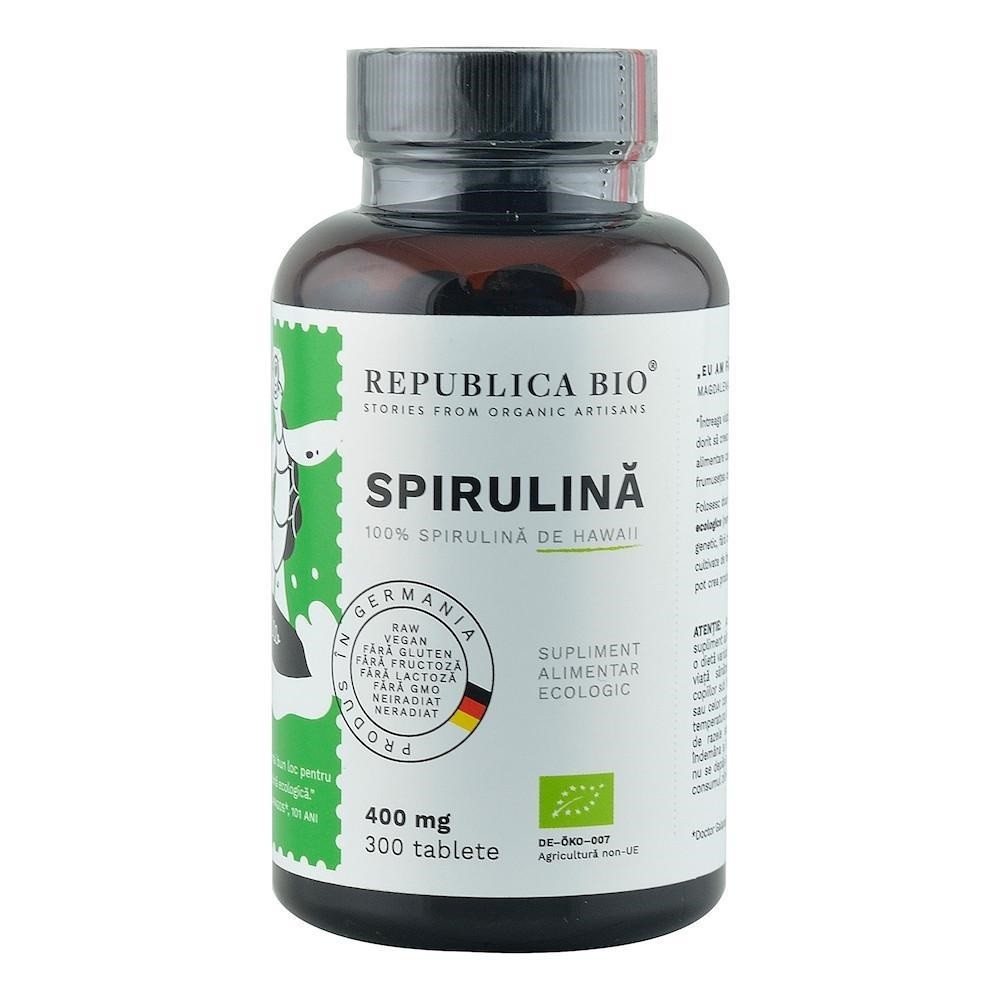 Spirulina 300 tablete