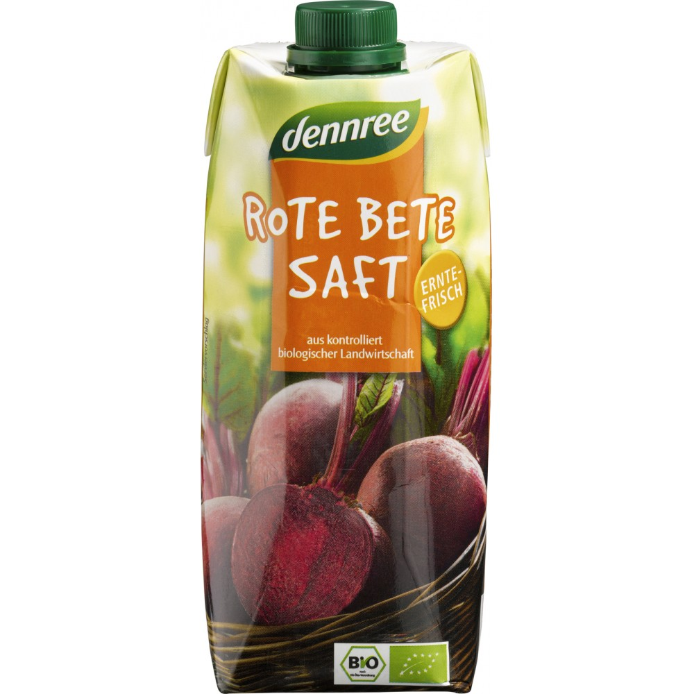 Suc de sfecla rosie VEGAN