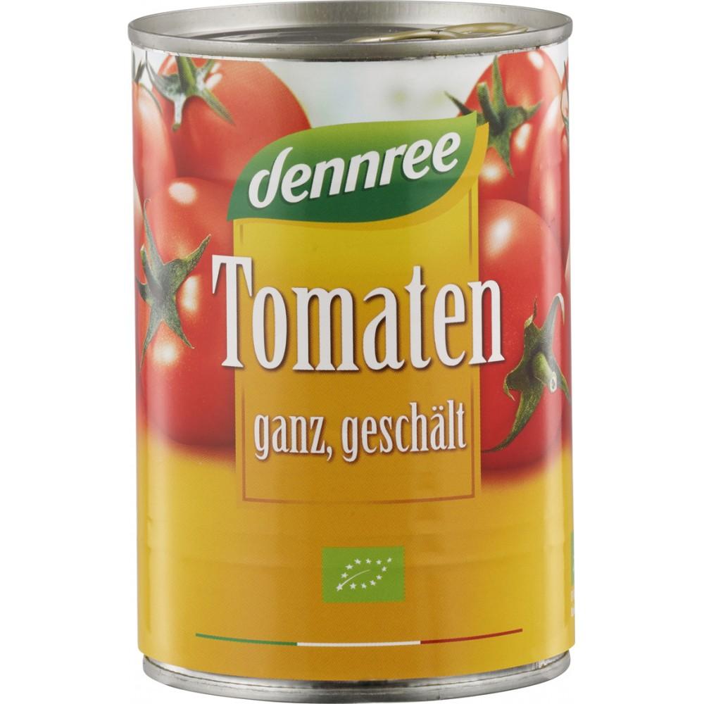 Tomate cojite in sos de rosii in doza