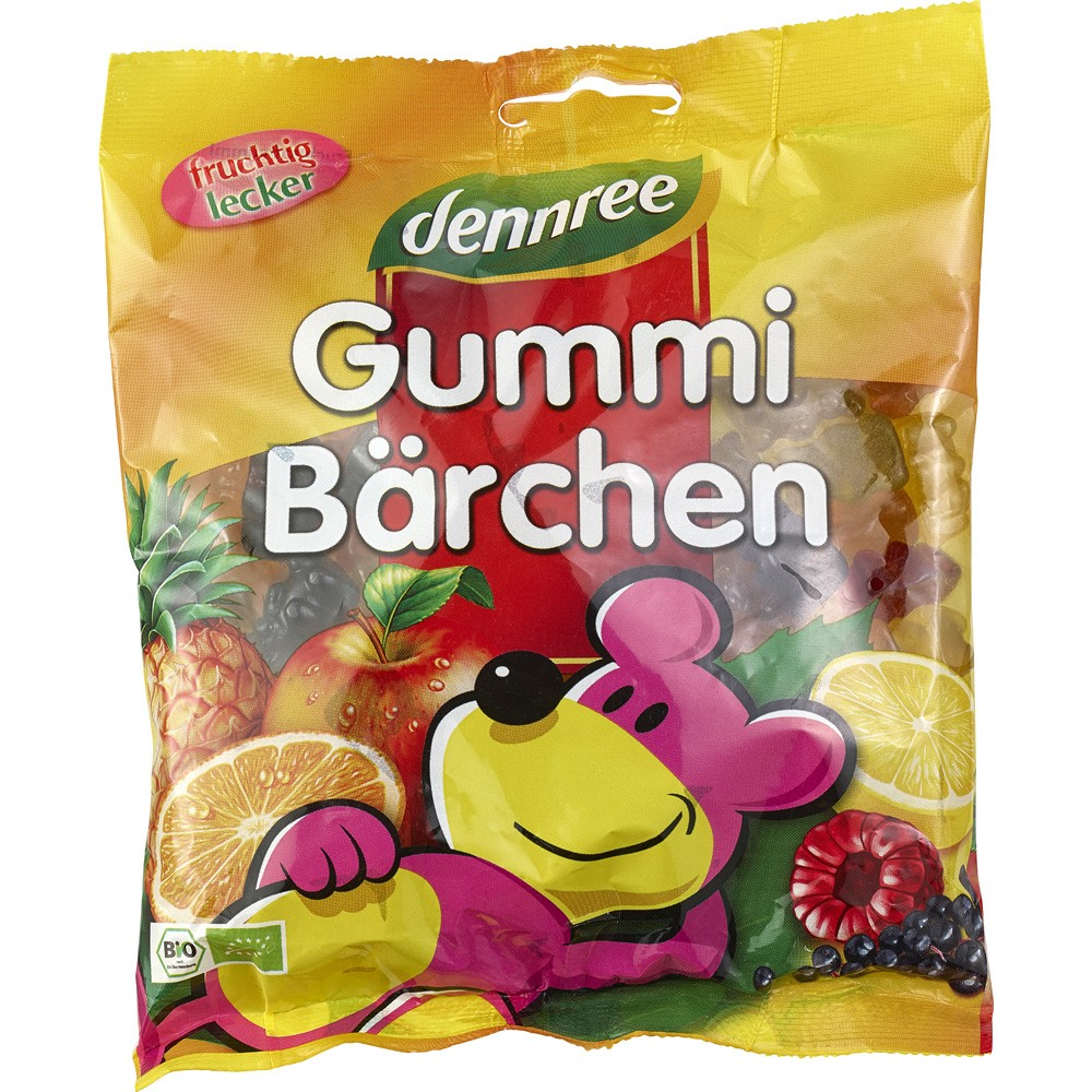 Ursuleti din gelatina
